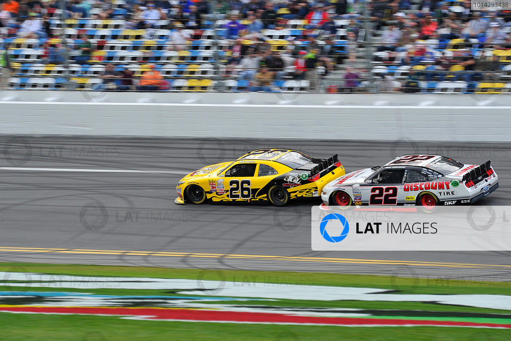Round-1-Daytona, Florida, USA
