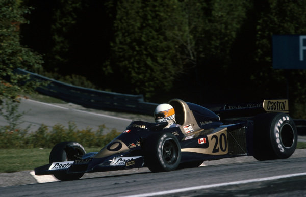 Jody Scheckter, Wolf WR1 Ford.