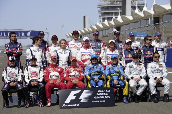 The annual start of season group photo.