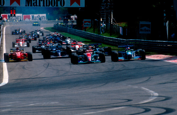 1994 Belgian Grand Prix.