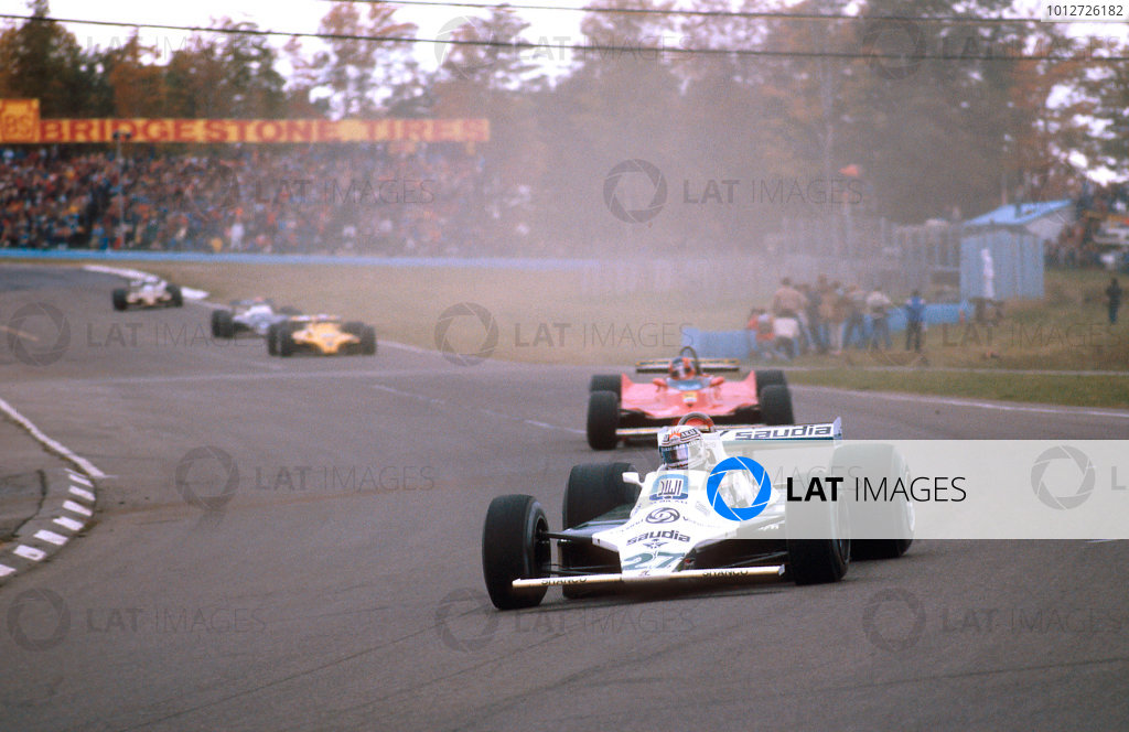 1980 United States Grand Prix East.