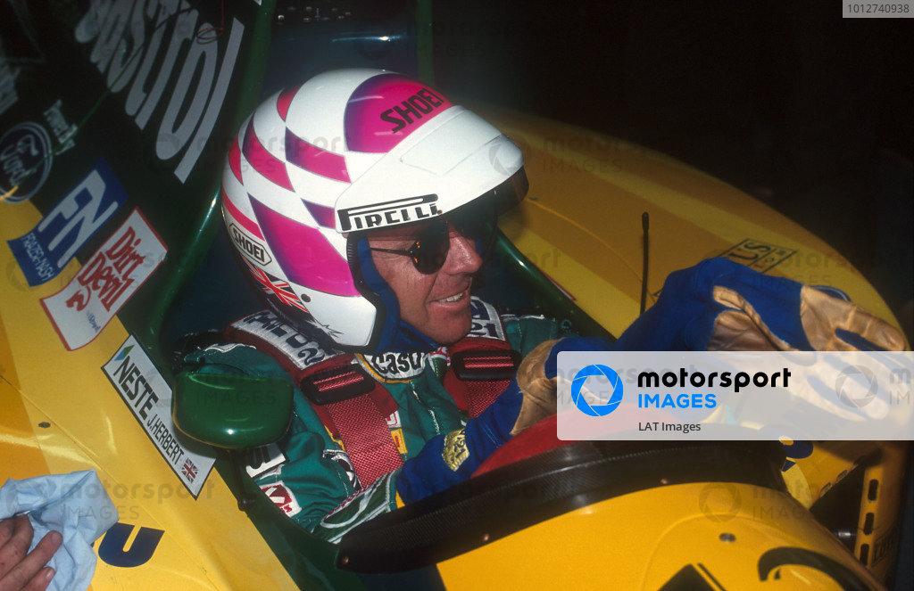 1992 Australian Grand Prix.