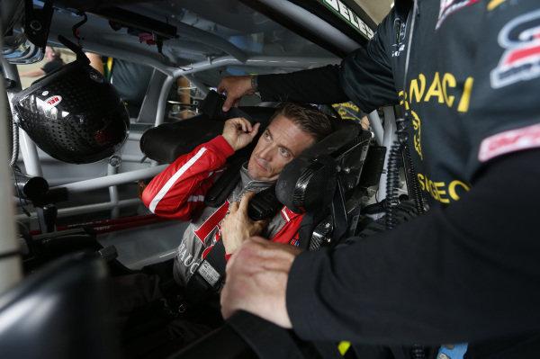 #23: J.J. Yeley, BK Racing, Toyota Camry Adirondack Tree Surgeons