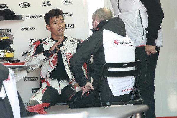 Somkiat Chantra, Honda Team Asia.