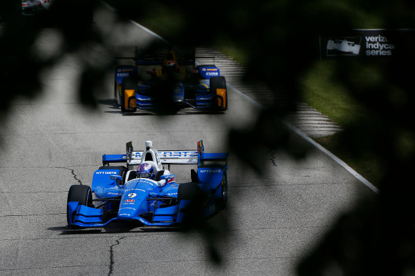 Verizon IndyCar Series Kohler Grand Prix Road America, Elkhart Lake, WI USA Friday 23 June 2017 Scott Dixon, Chip Ganassi Racing Teams Honda World Copyright: Phillip Abbott LAT Images ref: Digital Image abbott_elkhart_0617_0251