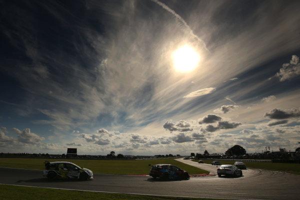 2017 British Touring Car Champinship, Snetterton. 29th-30th July 2017, Jack Goff (GBR) Eurotech Racing Honda Civic Type R World copyright. JEP/LAT Photographic