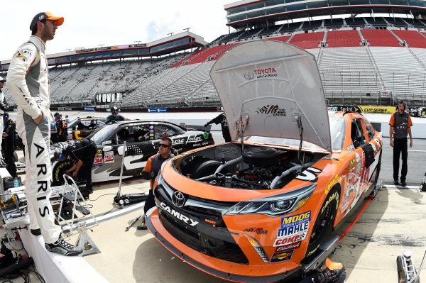 17-18 April, 2015, Bristol, Tennessee USA Daniel Suarez, Arris Toyota Camry (18) ?2015, John Harrelson / NKP
