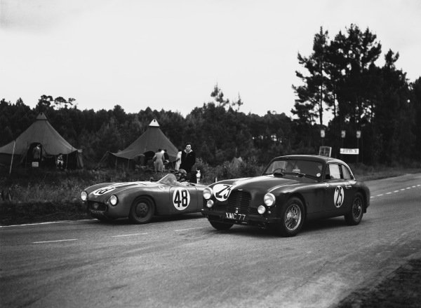 Le Mans, France. 23rd - 24th June 1951