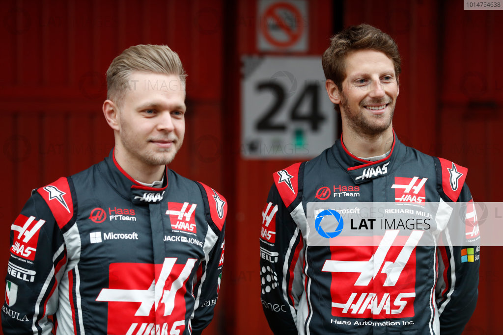 Haas VF17 Launch