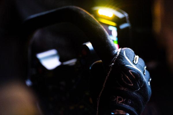2017 Supercars Championship Round 2.  Tasmania SuperSprint, Simmons Plains Raceway, Tasmania, Australia. Friday April 7th to Sunday April 9th 2017. Gloves. World Copyright: Daniel Kalisz/LAT Images Ref: Digital Image 070417_VASCR2_DKIMG_0329.JPG