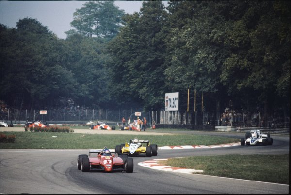 1982 Italian Grand Prix.
