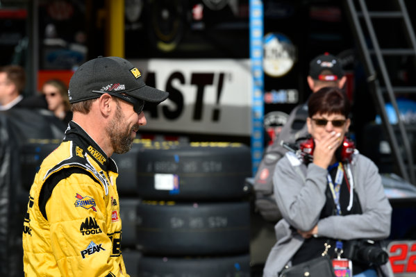 Monster Energy NASCAR Cup Series First Data 500 Martinsville Speedway, Martinsville VA USA Saturday 28 October 2017 Matt Kenseth, Joe Gibbs Racing, DEWALT Flexvolt Toyota Camry World Copyright: Scott R LePage LAT Images ref: Digital Image lepage-171028-mart-3188