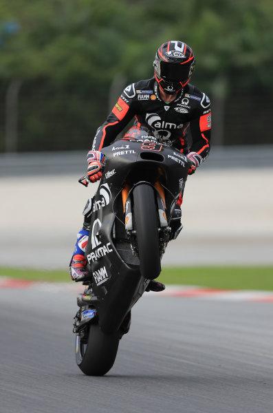 2018 MotoGP Championship - Sepang test, Malaysia Tuesday 30 January 2018 Danilo Petrucci, Pramac Racing World Copyright: Gold and Goose / LAT Images ref: Digital Image 1125