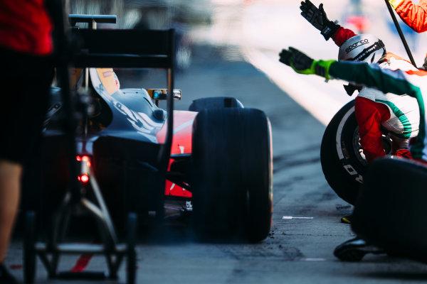 2016 GP2 Series Testing. Jerez, Spain. Thursday 31 March 2016 Antonio Giovinazzi (ITA) PREMA Racing   World Copyright: Malcolm Griffiths/LAT Photographic. ref: Digital Image _G7C9447