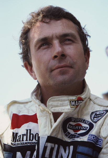 Bob Wollek, Lancia.