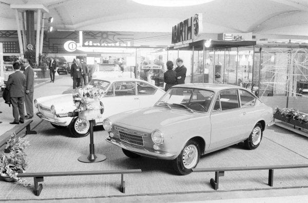 Fiat-Abarth OTS1000/OTR1000