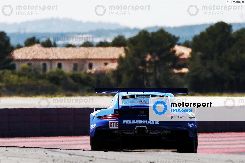 #88 Porsche 911 RSR / PROTON COMPETITION / Horst Felbermayr Jr / Marco Seefried / Thomas Preining