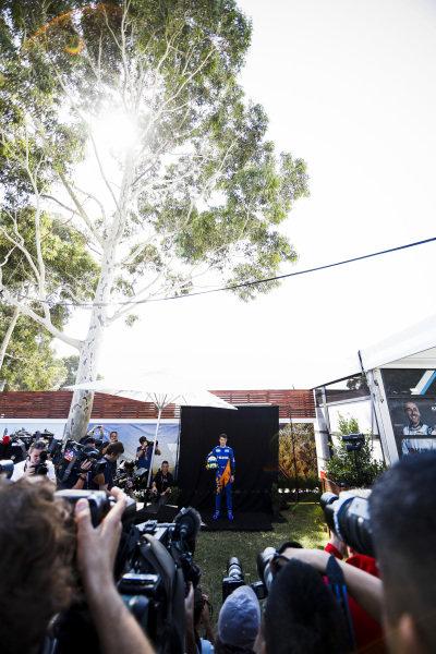 Lando Norris, McLaren during the Official Portrait