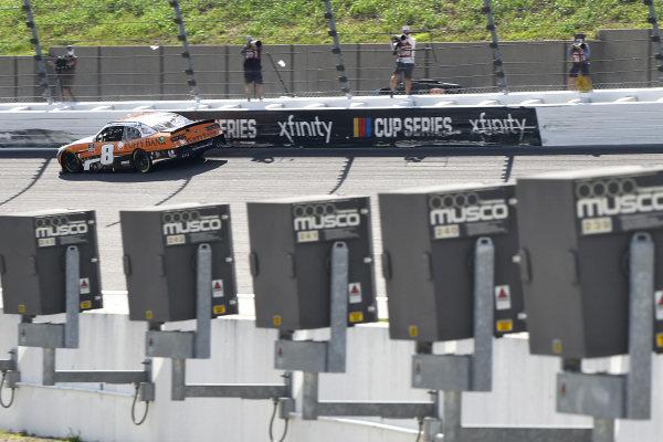 #8: Daniel Hemric, JR Motorsports, Poppy Bank Chevrolet Camaro