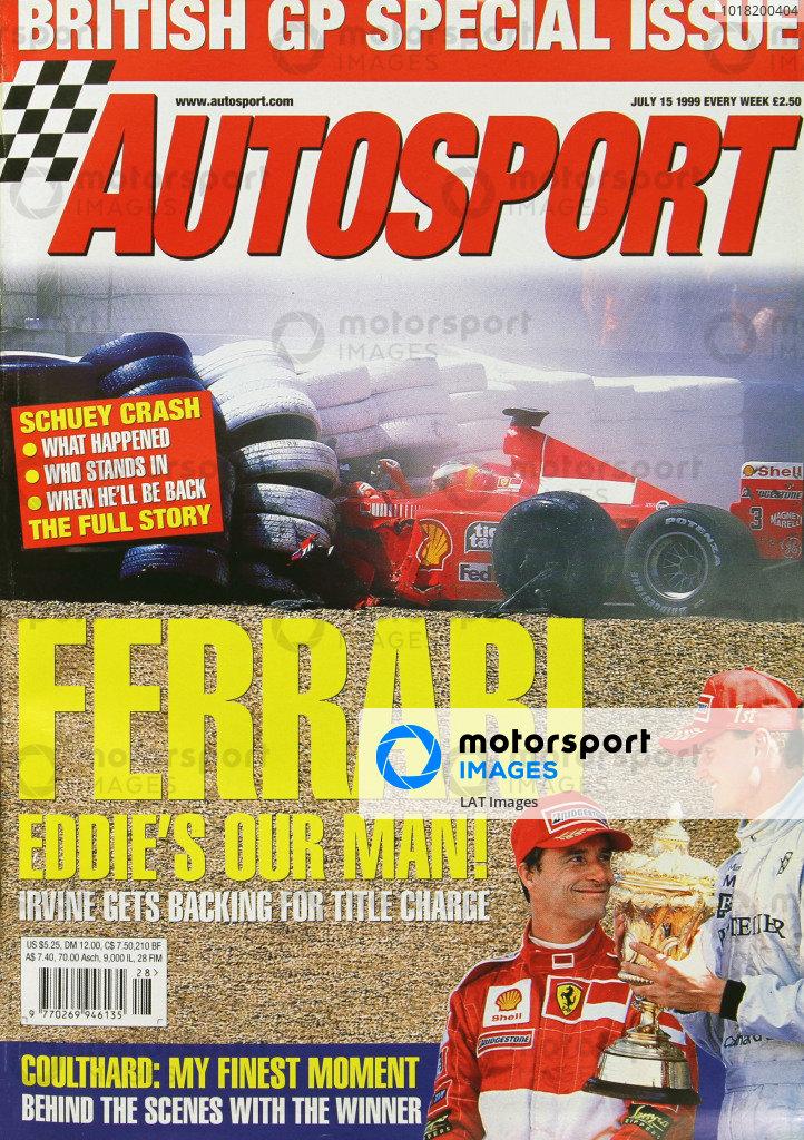 Autosport Covers 1999