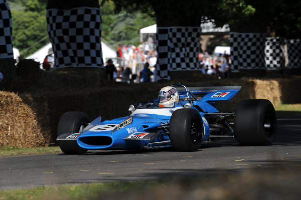Goodwood, England