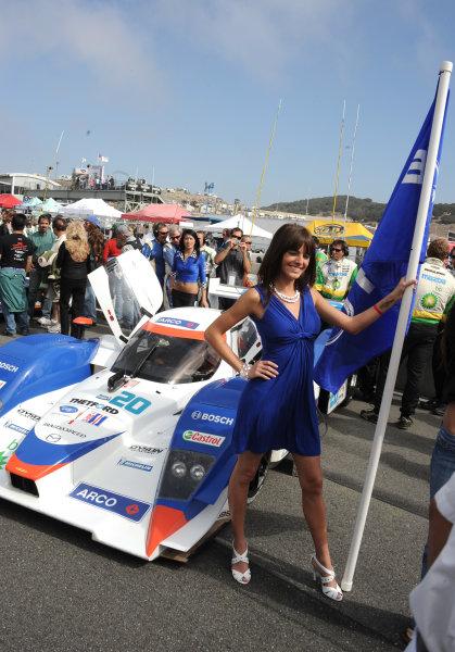 8 10 October 2009 Monterey California USA 20 Dyson Mazda Lola