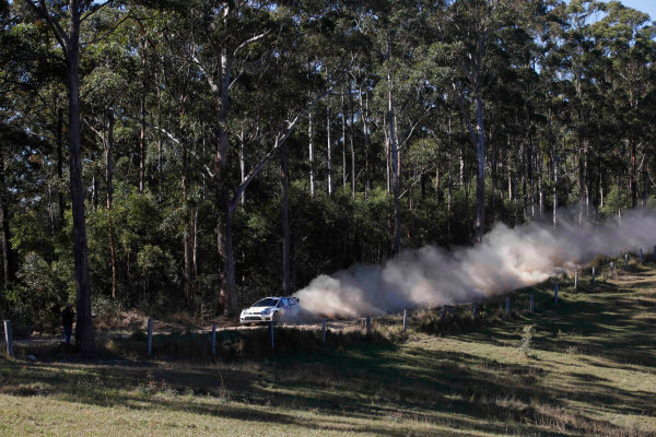 2013 FIA World Rally Championship Round 10, Rally Australia, 12th-15th September 2013. Jari-Matti Latvala and Miikka Anttila, Volkswagen Polo R WRC. Worldwide Copyright: McKlein/LAT