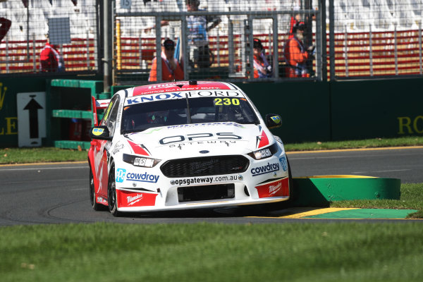 Will Davison, 23Red Racing Ford.