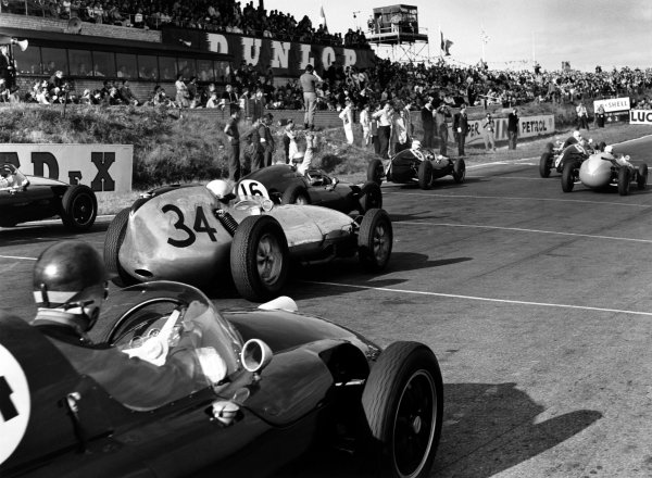 Brands Hatch, England. 29th August 1959.