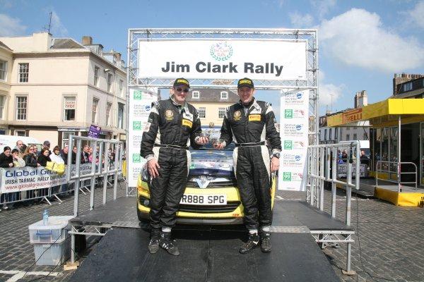 2008 British Rally Championship,Jim Clark Rally, 23rd-25th May 2008,Steve Graham/Tony Graham Vauxhall Astra Diesel World Copyright: Ebrey/LAT Photographic.