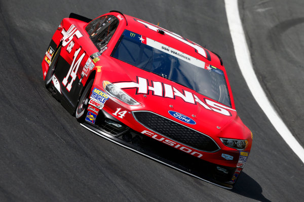 Monster Energy NASCAR Cup Series Coca-Cola 600 Charlotte Motor Speedway, Concord, NC USA Thursday 25 May 2017 Clint Bowyer, Stewart-Haas Racing, Haas-Automation Ford Fusion World Copyright: Lesley Ann Miller LAT Images