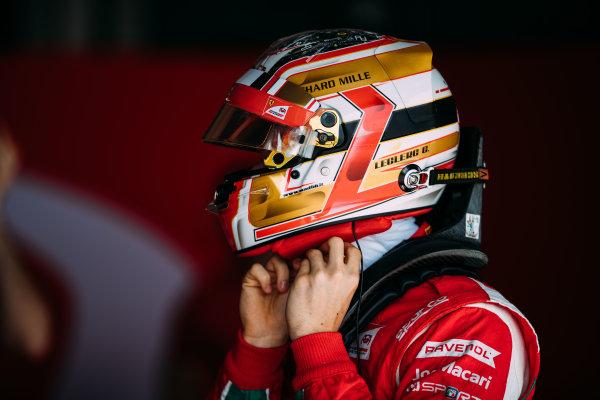 Bahrain International Circuit, Sakhir, Bahrain. Wednesday 29 March 2017 Charles Leclerc (MON) PREMA Racing Photo: Malcolm Griffiths/FIA Formpula 2 ref: Digital Image MALC4456 2