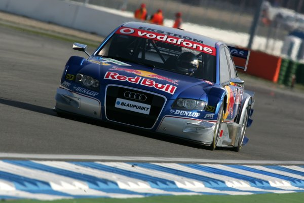 2006 DTM Championship.Round 1, Hockenheimring. 7th - 9th April 2006.Mattias Ekström (SWE), Audi Sport Team Abt Sportsline, Audi A4 DTMWorld Copyright: Miltenburg/xpb cc/LATref: Digital Image Only
