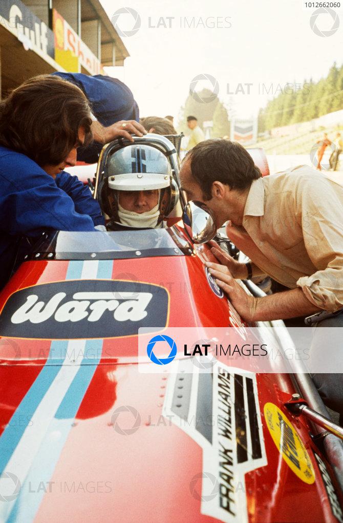 1970 Belgian Grand Prix.