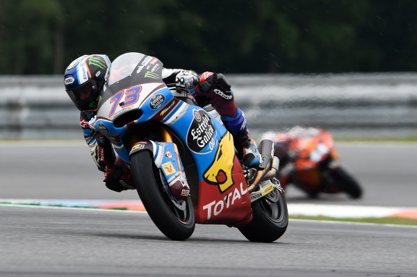 2017 Moto2 Championship - Round 10 Brno, Czech Republic Sunday 6 August 2017 Alex Marquez, Marc VDS World Copyright: Gold and Goose / LAT Images ref: Digital Image 50857