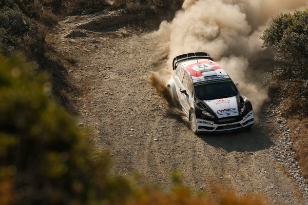 2016 FIA World Rally Championship, Round 06, Rally Italy Sardinia, June 09-12, 2016 Ott Tanak, Ford, action  Worldwide Copyright: McKlein/LAT