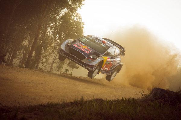 2017 FIA World Rally Championship, Round 13, Rally Australia 2017, 16-19 November 2017, Sebastien Ogier, Ford, action, Worldwide Copyright: LAT/McKlein