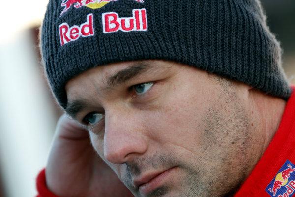 Round 02 - Rally Sweden 09-12 February 2012. Sebastien Loeb, Citroen WRC, Portrait  Worldwide Copyright: McKlein/LAT
