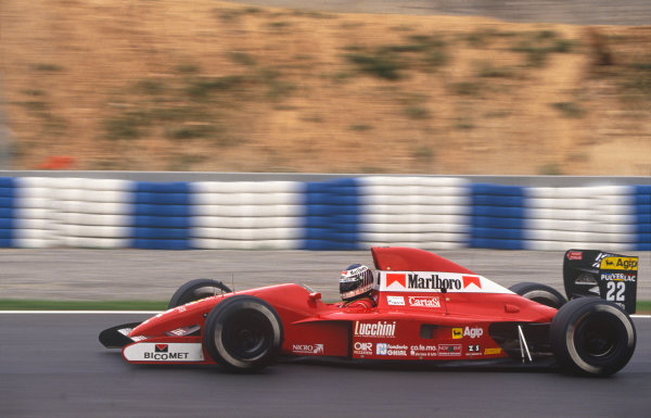 Barcelona, Spain. 27th - 29th September 1991.