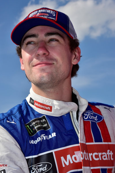 Monster Energy NASCAR Cup Series Toyota Owners 400 Richmond International Raceway, Richmond, VA USA Friday 28 April 2017 Ryan Blaney, Wood Brothers Racing, Motorcraft/Quick Lane Tire & Auto Center Ford Fusion World Copyright: Rusty Jarrett LAT Images ref: Digital Image 17RIC1rj_2231