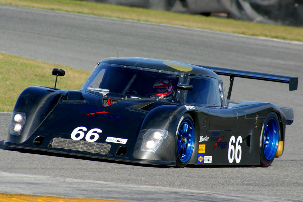 January 7-9, 2005, Daytona International Speedway Max Papis,Jorg Bergmeister and Oliver Gavin drove the Krohn Racing/ The Racers Group Pontiac Riley -2005, GREG ALECK, LAT Photographic