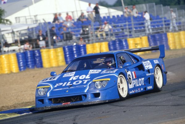 1996 Le Mans 24 Hours.
