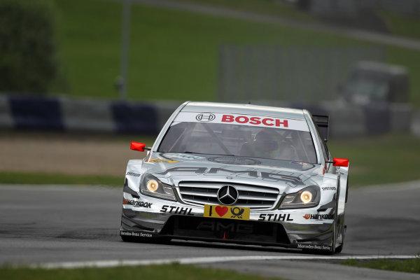 Jamie Green (GBR), AMG Mercedes.DTM, Rd3, Red Bull Ring, Spielberg, Austria. 3-5 June 2011.World Copyright: LAT Photographicref: Digital Image dne1103ju26