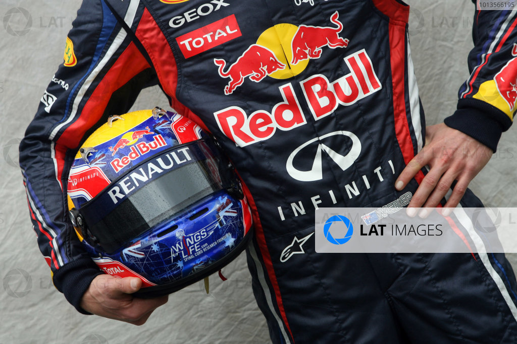 Albert Park, Melbourne, Australia24th March 2011.Mark Webber, Red Bull Racing RB7 Renault. World Copyright: LAT Photographicref: Digital Image1_LC2513