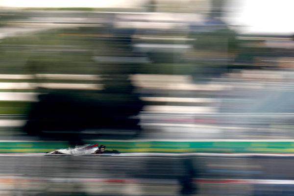 Baku City Circuit, Baku, Azerbaijan. Friday 23 June 2017. Lance Stroll, Williams FW40 Mercedes. World Copyright: Glenn Dunbar/LAT Images ref: Digital Image _X4I0850