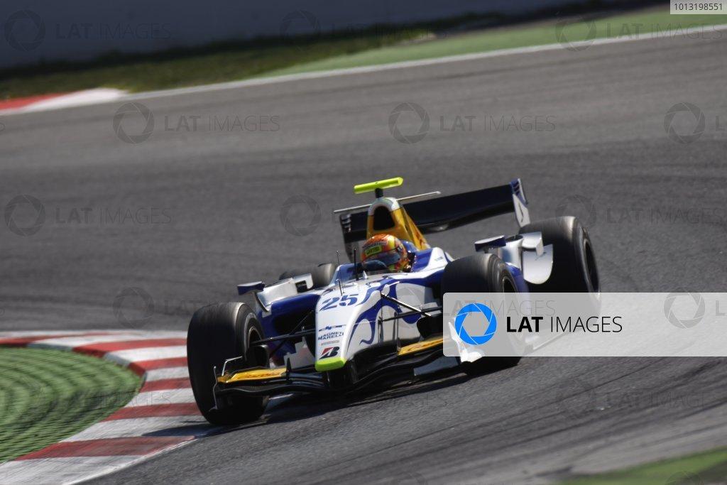 2008 GP2 Series. Round 1. Sunday Race.