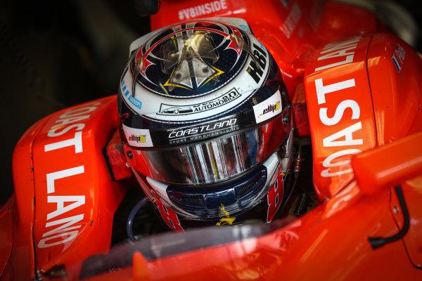 MONZA (ITA) Sept 30-Okt 2-2016 - International GT Open, Euro Formula Open and Formula V8 series 2016 at Autodromo di Monza. Aurelien Panis #8 Arden Motorsport. Action. © 2016 Diederik van der Laan  / Dutch Photo Agency / LAT Photographic