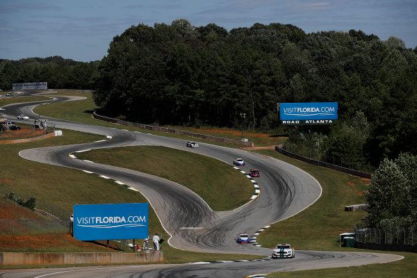 28-30 September, 2016, Braselton, Georgia,  USA , 15, Ford, Shelby GT350R-C, GS, Scott Maxwell, Billy Johnson ?2016, Michael L. Levitt LAT Photo USA