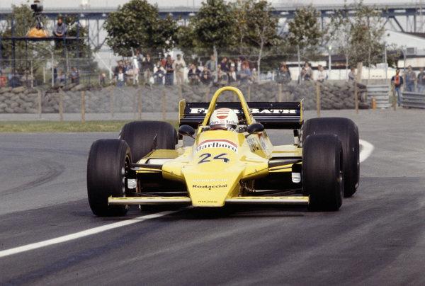 1979 Canadian Grand Prix.Montreal, Quebec, Canada.28-30 September 1979.Arturo Merzario (Merzario A2 Ford).Ref-79 CAN 18.World Copyright - LAT Photographic
