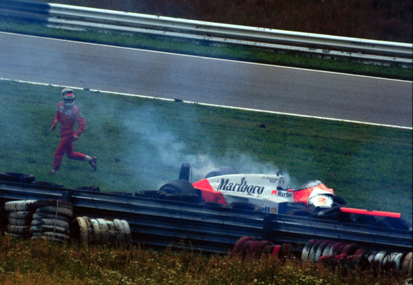 1987 Austrian Grand Prix.